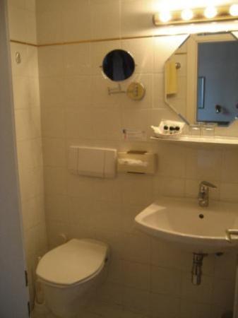 Ferienhotel Schönruh: Badezimmer 1