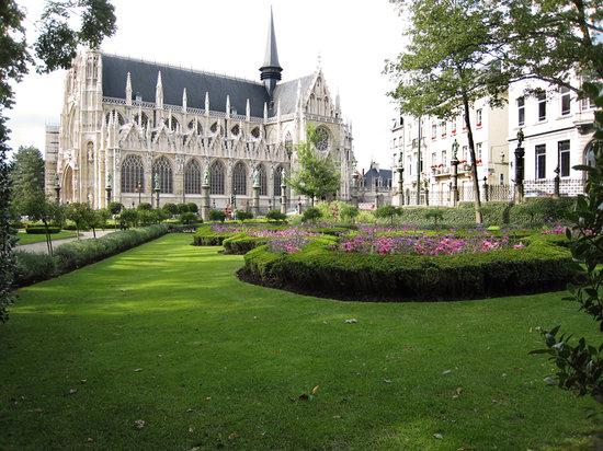 Notre Dame du Sablon : Notre Dame Sablon