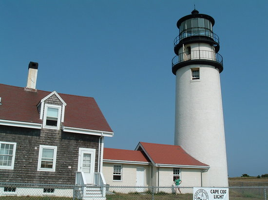 Кейп-Код, Массачусетс: Cape Cod Light