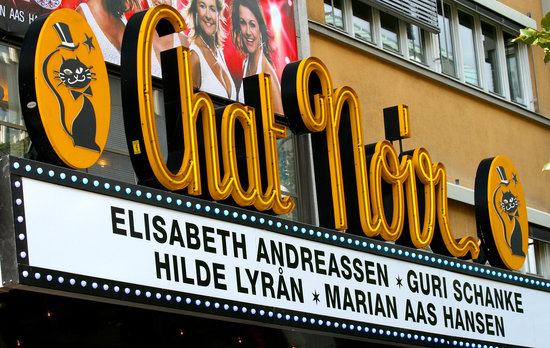 Photo of Theater Chat Noir at Klingenberggata 5, Oslo 0161, Norway