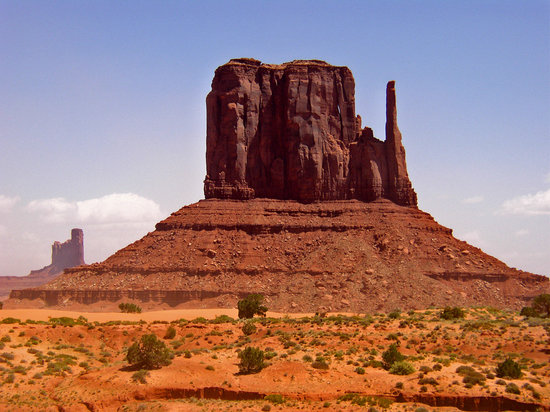 Monument Valley, UT: My Mitten