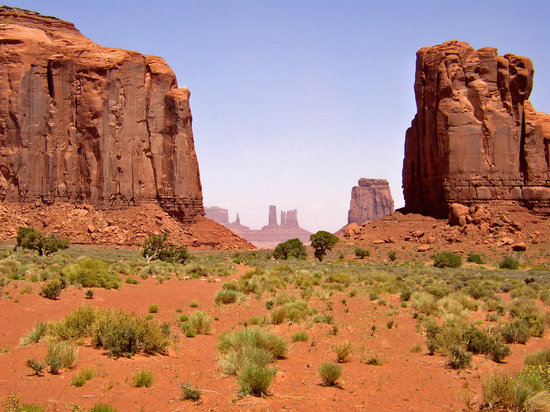 Monument Valley, UT: The Window