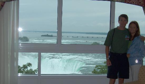 Niagara Falls Marriott Fallsview Hotel And Spa Parking
