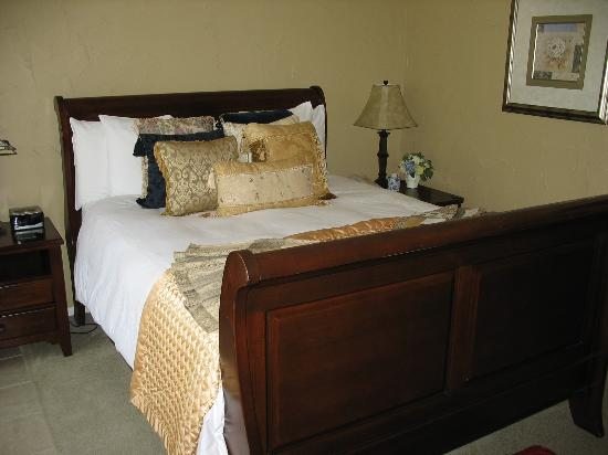 Old Ranch Inn : bed