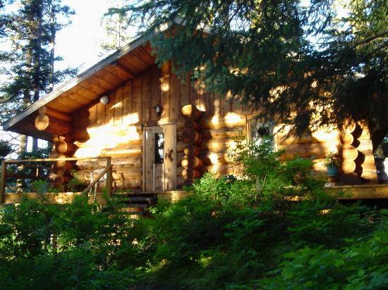 Afognak Wilderness Lodge: cabin