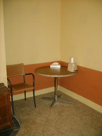 Hotel Monte Vista: Antique Furniture?
