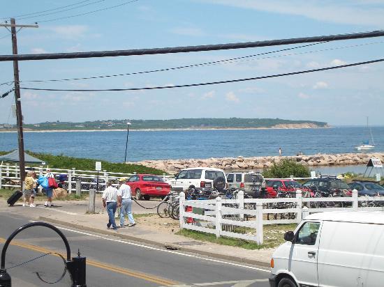 Block Island, RI : view from Harbor Grill