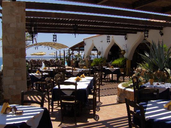 Coralli Apartments : Coralli restaurant