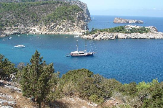 Santa Eulalia del Río, สเปน: Tracey Island