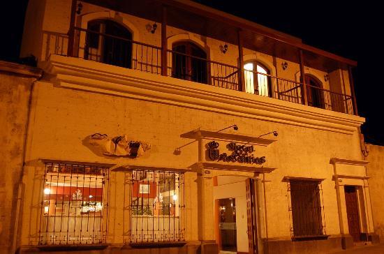 Hotel Asturias: Fachada principal