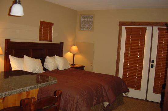 The Mountainside at Silver Creek: great beds