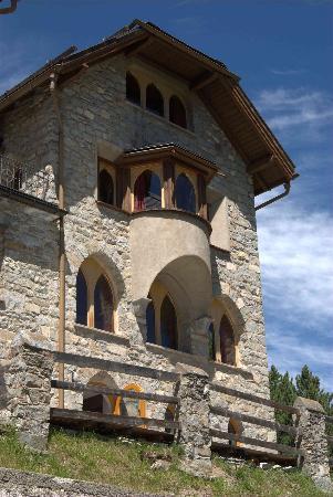 Berghotel Randolins: Chesa Languard
