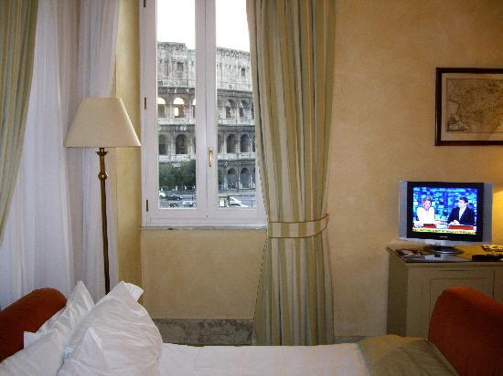 Luxury Manfredi Apartments: Gladiatori Hotel