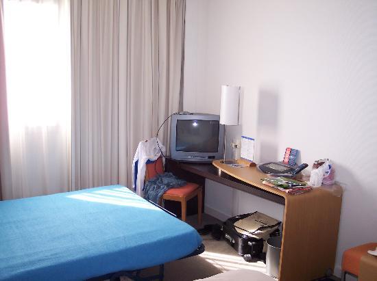 Novotel Malaga Aeropuerto : habitación