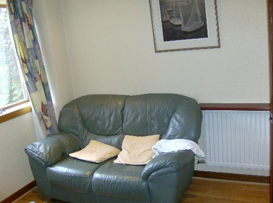 Clohass: Our private sitting room