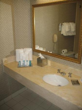 Hilton Dallas Lincoln Centre: Salle de bain