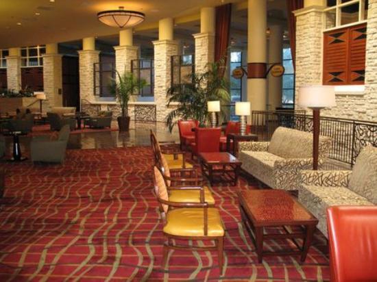 Hilton Dallas Lincoln Centre : Hall d'entrée (2)
