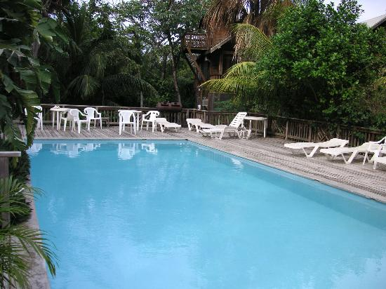 Sundancer Cabanas: Sundancer Pool