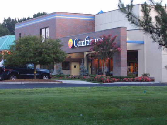 Comfort Inn Middletown: What a nice hotel