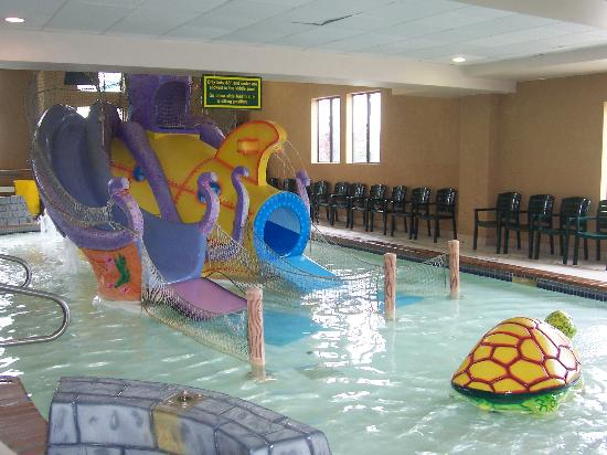 Holiday Inn Kearney: Kiddie Pool Area