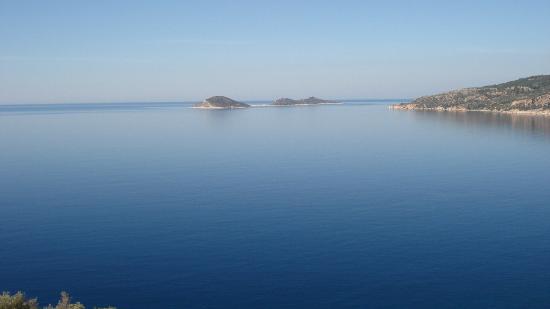 sea view from kalamar hotel