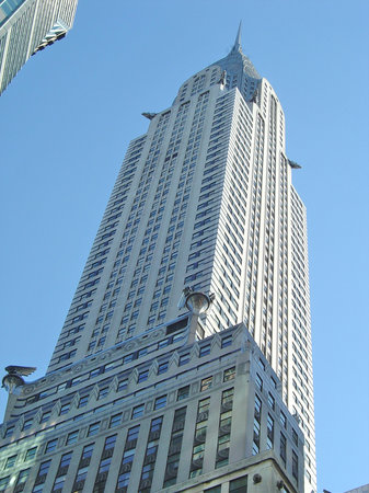 Chrysler Building - NYC