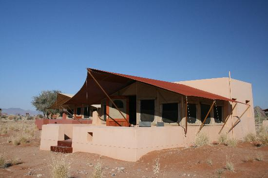 Sossusvlei Lodge: cabin