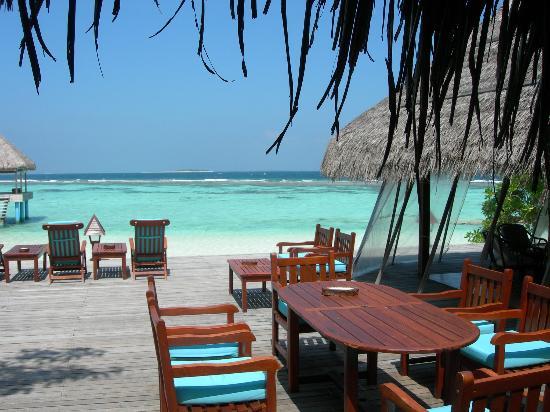 Madoogali Tourist Resort: coin relax resto