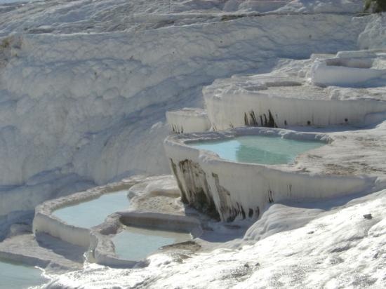Pamukkale Thermal Pools Turquie Picture Of Pamukkale