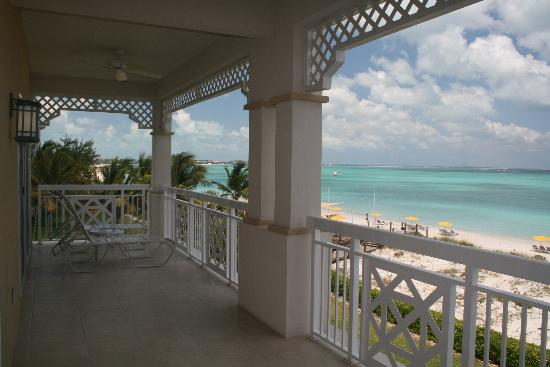 Alexandra Resort: view from ocean front room