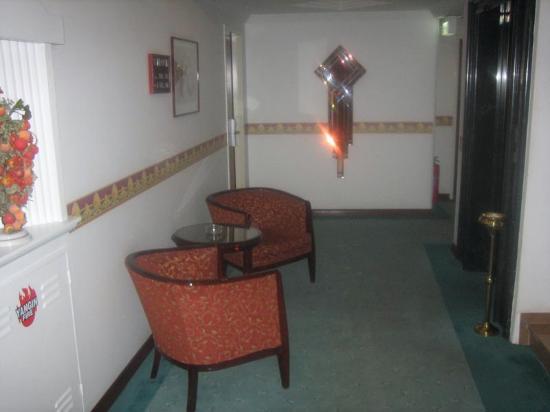 Yigitalp Hotel: Zonas comunes