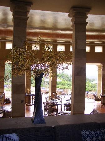 Amanjiwo Resorts: Amanjiwo dining room