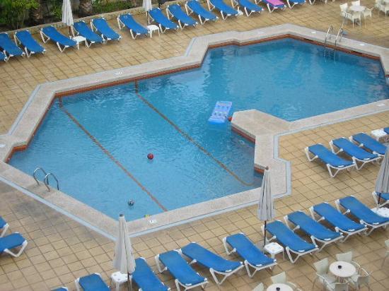 Servigroup Castilla: the pool