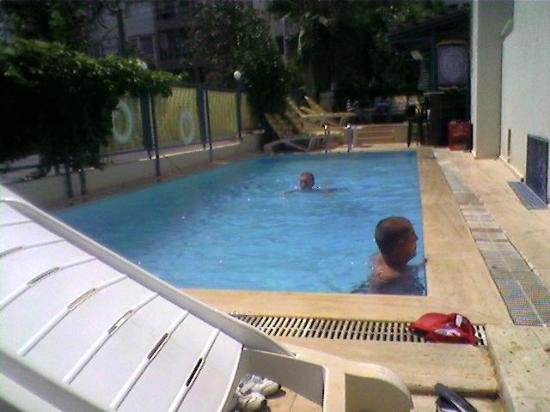 Baris Apartments and Hotel: the big pool