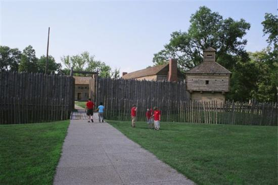 Fort Massac State Park: Fort Massac