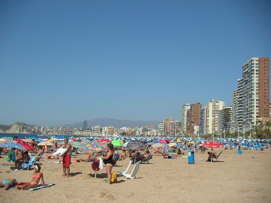 Hotel Levante Club & Spa: Levante beach