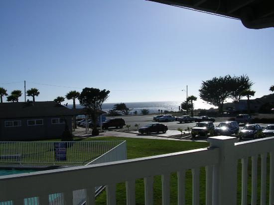 San Simeon Lodge: view