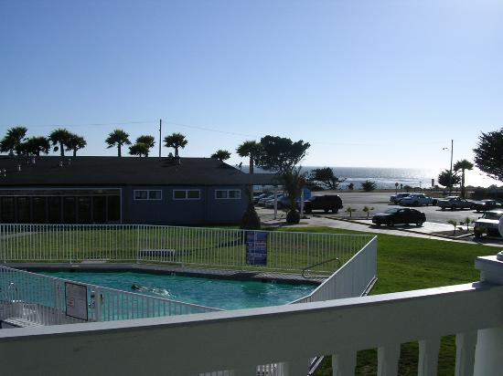 San Simeon Lodge: pool