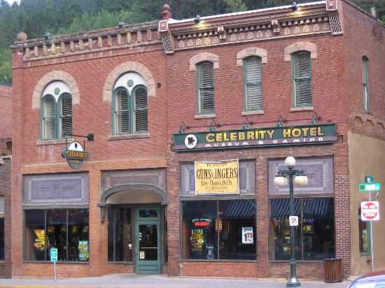 Celebrity Hotel Deadwood