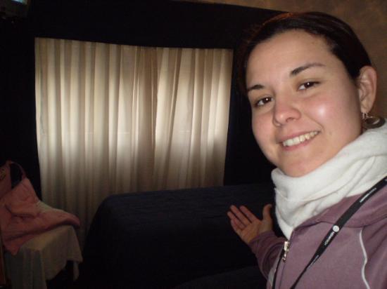 Hotel Traful: mi cuarto