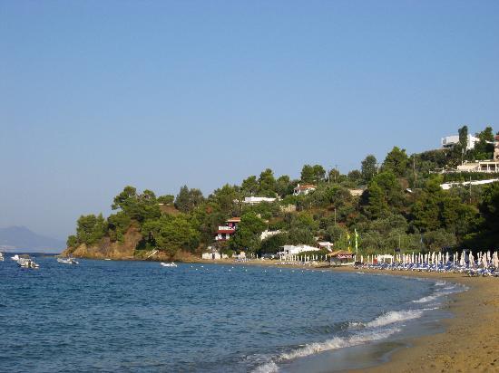 Troulos Bay Hotel: Troulos Beach