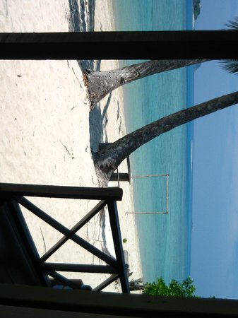 Mozana Redang Resort : View from the room