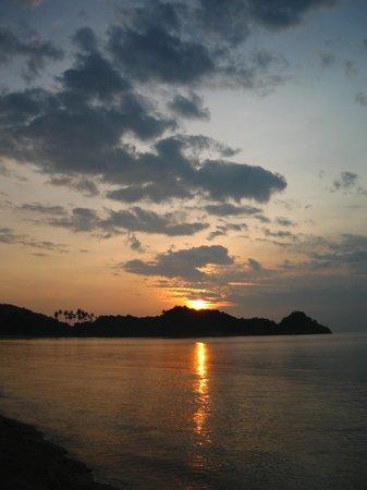Mozana Redang Resort: Sunrise