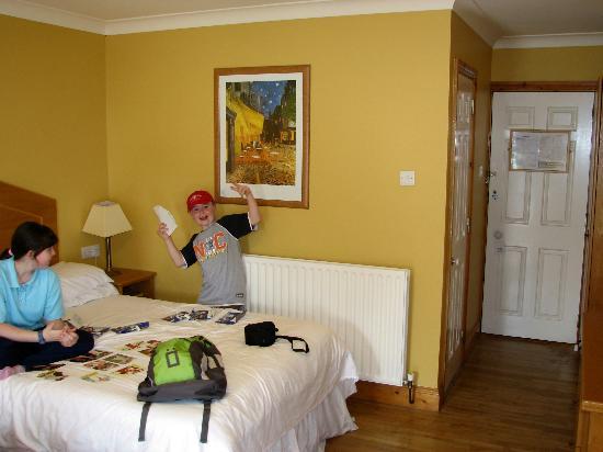 O'Shea's Hotel: bedroom
