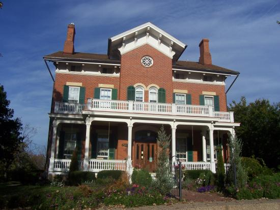Photo of Victorian Mansion Galena