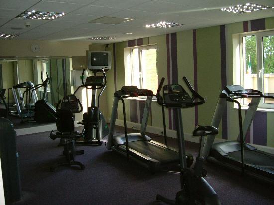 Crowne Plaza Hotel Dublin Airport: Gym 1