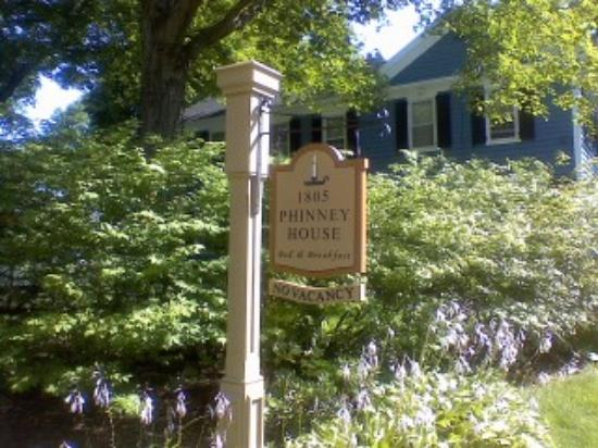 1805 Phinney House: Um, the sign was nice tho!