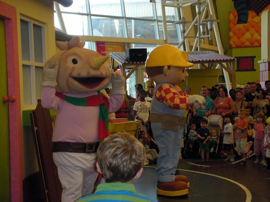 Butlin's Bognor Regis Resort: Familiar characters children love