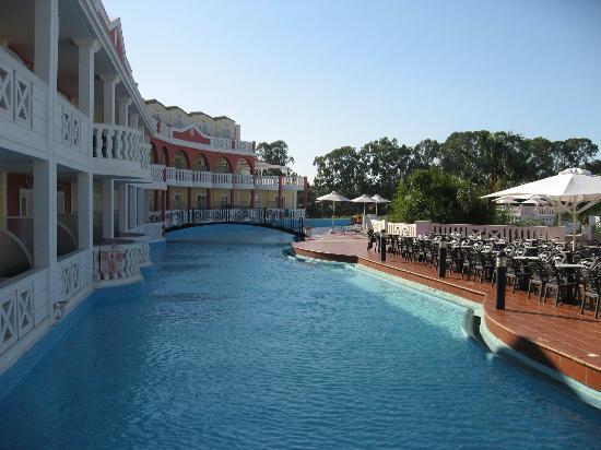 Palazzo di Zante Hotel: vista su canale