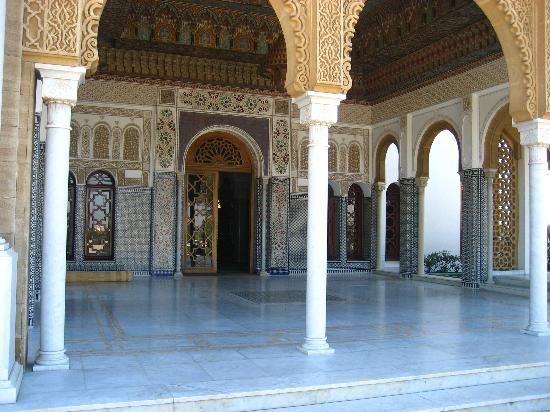 entrance to Lala Soukaina Mosque, Rabat